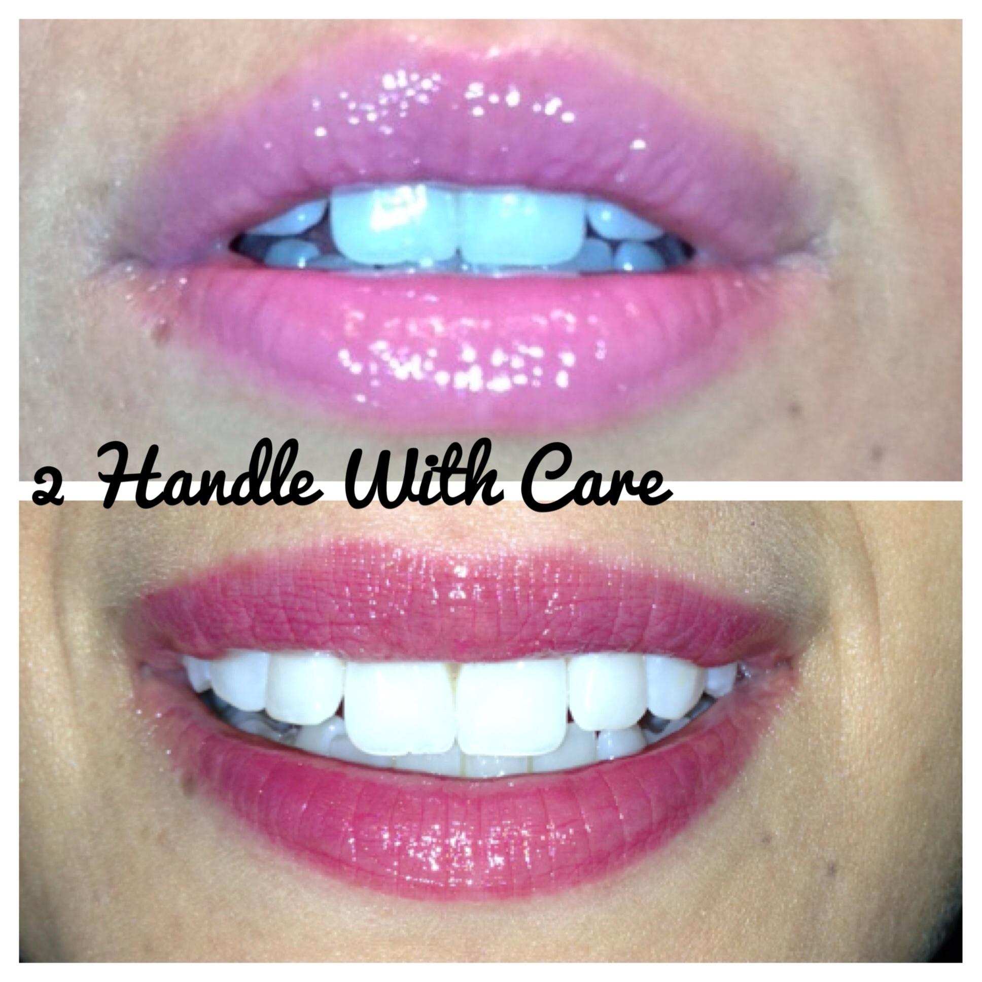 Tripletliving.com H&M lipgloss